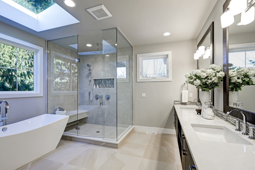 3 Design Tips For Your New Bathroom